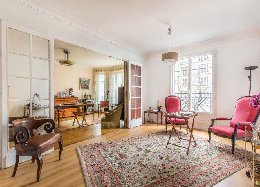 Appartement à vendre 121.5m2 à Paris 11
