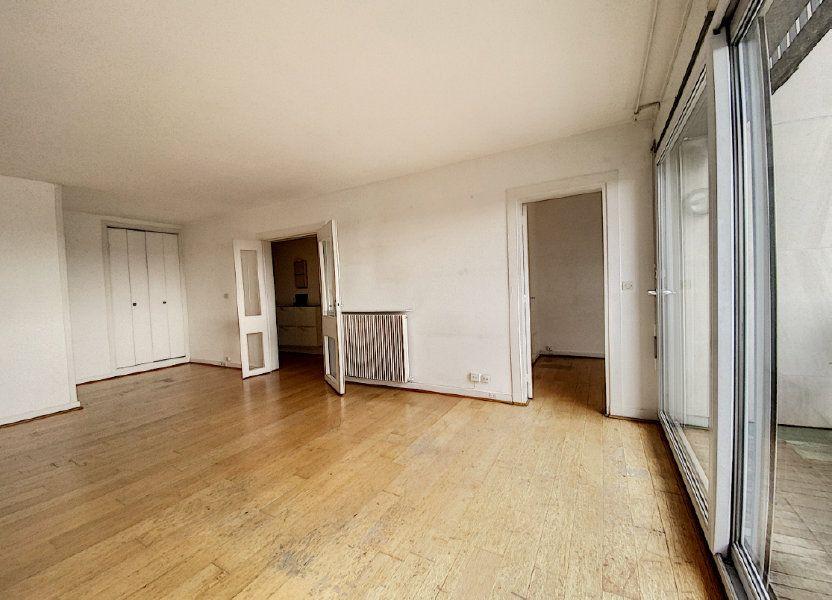Appartement à vendre 50m2 à Paris 10