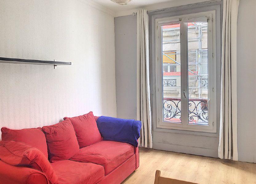 Appartement à vendre 28.2m2 à Paris 18