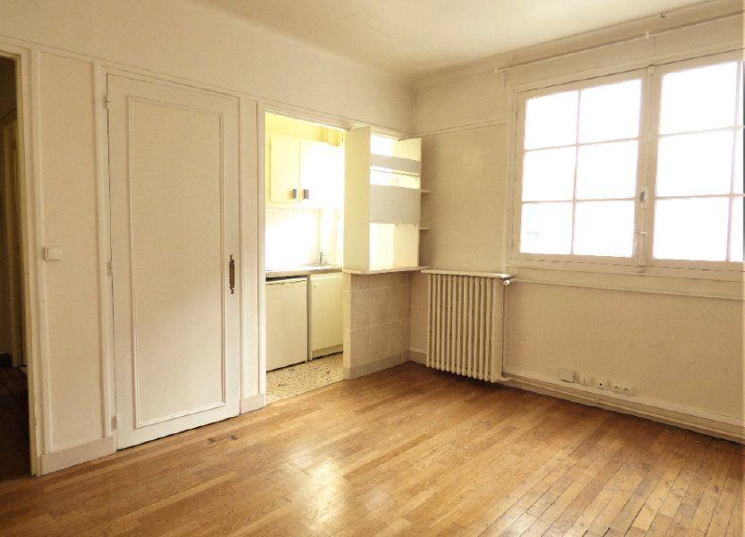 Appartement à vendre 23.53m2 à Paris 18