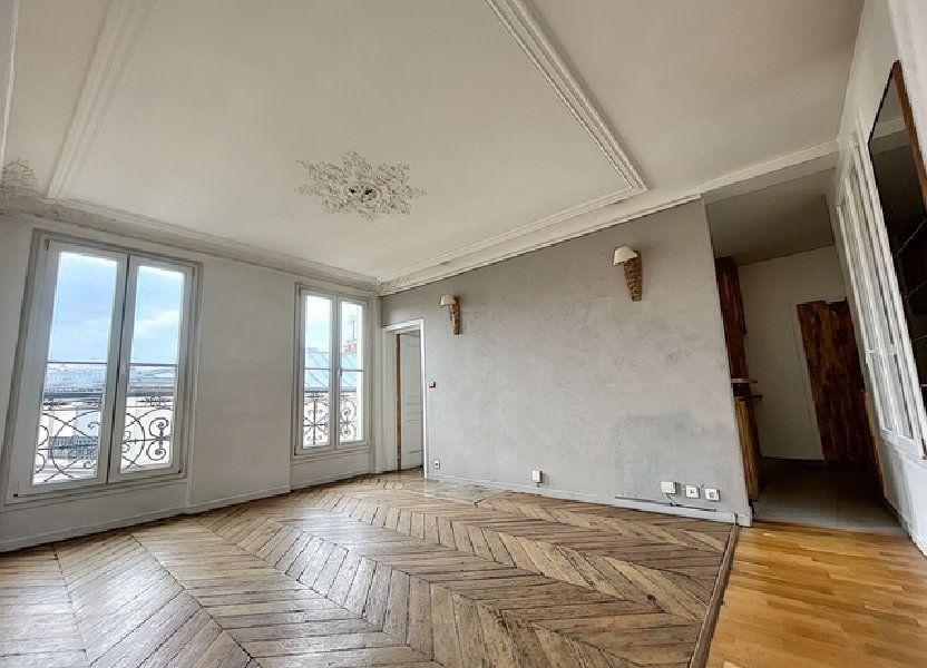 Appartement à vendre 46.82m2 à Paris 11