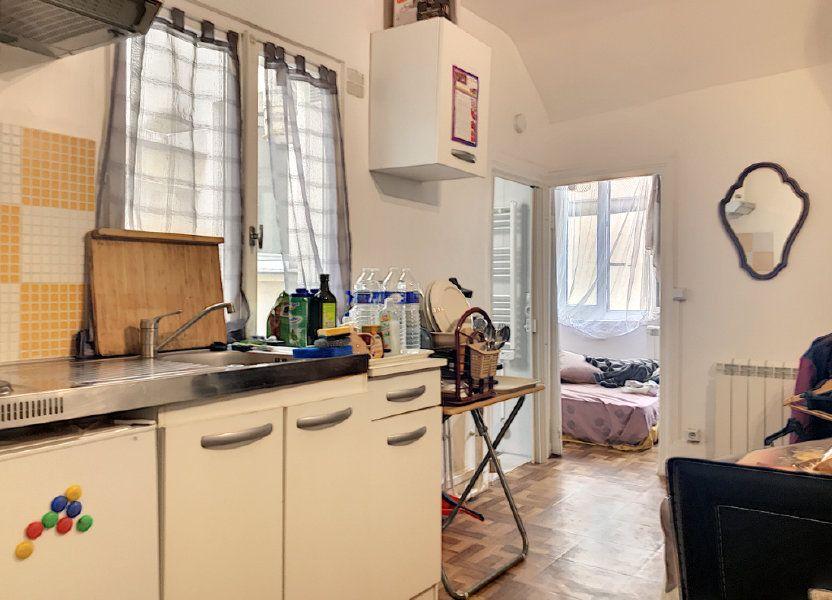 Appartement à vendre 22.01m2 à Paris 10