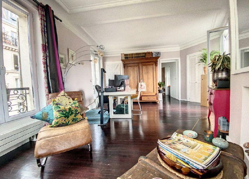 Appartement à vendre 45m2 à Paris 10