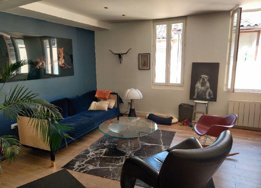 Appartement à louer 55.51m2 à Toulouse