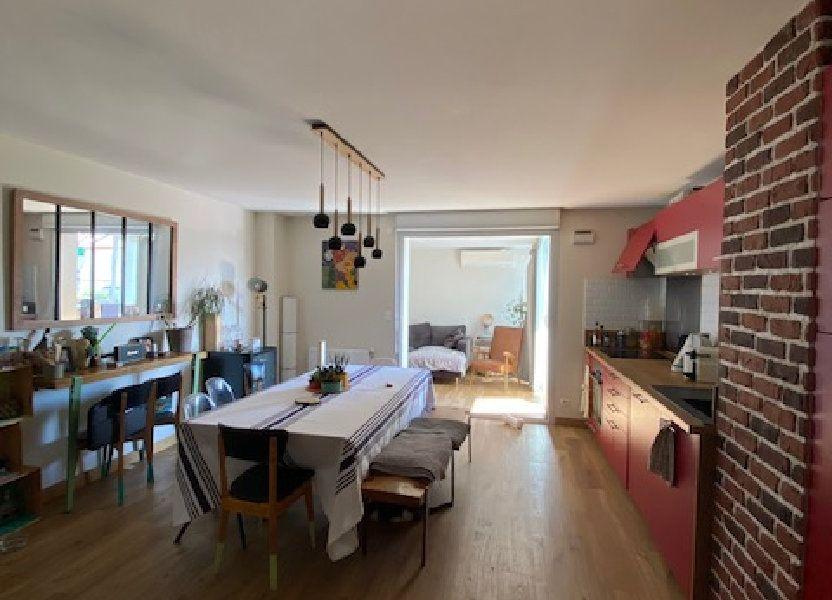 Appartement à vendre 76.75m2 à Toulouse