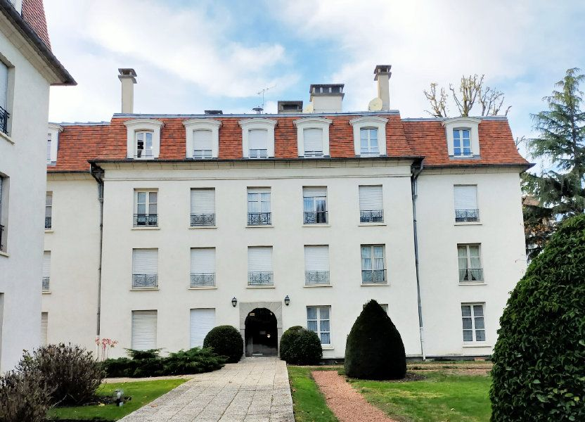 Appartement à louer 40.88m2 à Fontainebleau