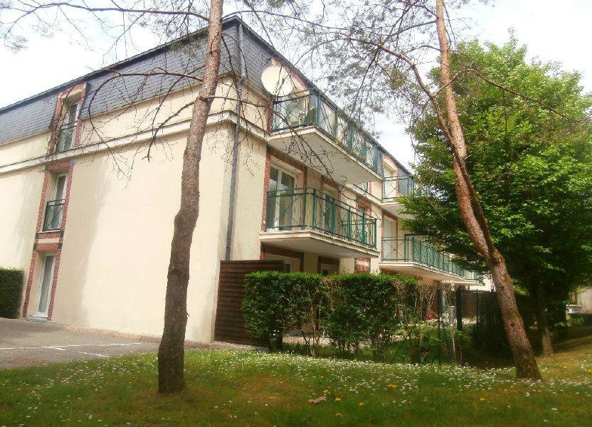 Appartement à louer 82m2 à Fontainebleau