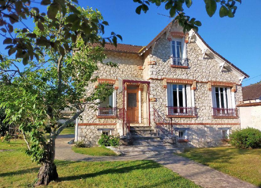 Maison à louer 115.82m2 à Veneux-les-Sablons