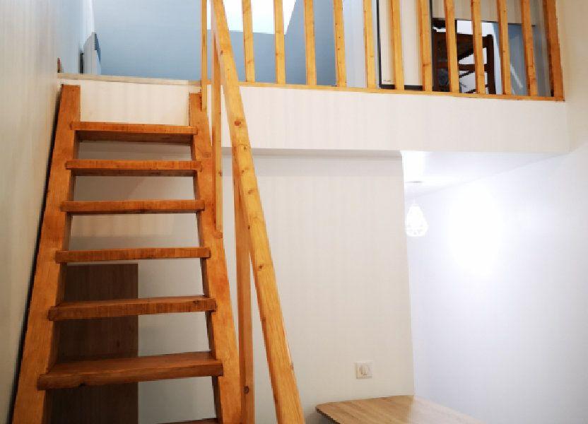 Appartement à louer 13.74m2 à Castelginest