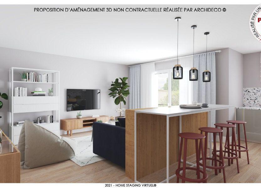 Appartement à vendre 65m2 à Launaguet