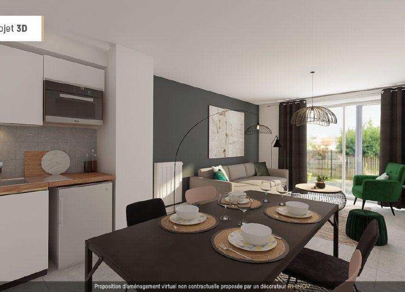 Maison à vendre 80m2 à Castelginest
