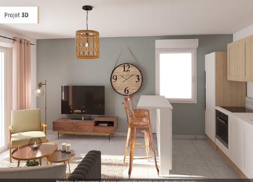 Appartement à vendre 56m2 à Launaguet