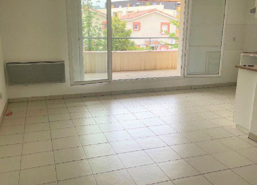 Appartement à louer 44.83m2 à Launaguet