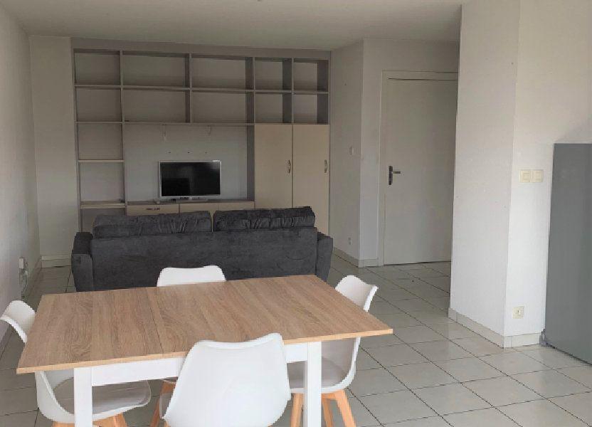 Appartement à louer 49.43m2 à Saint-Alban