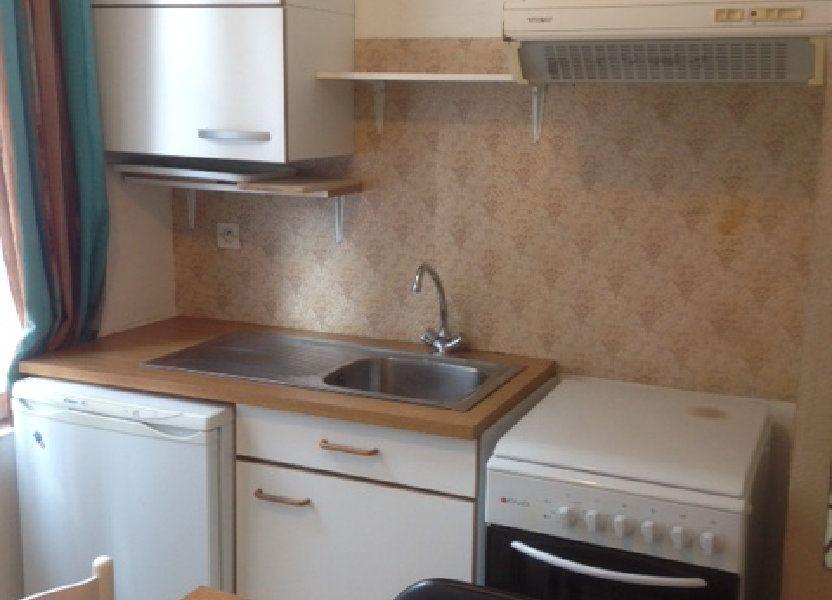 Appartement à louer 18m2 à Laon
