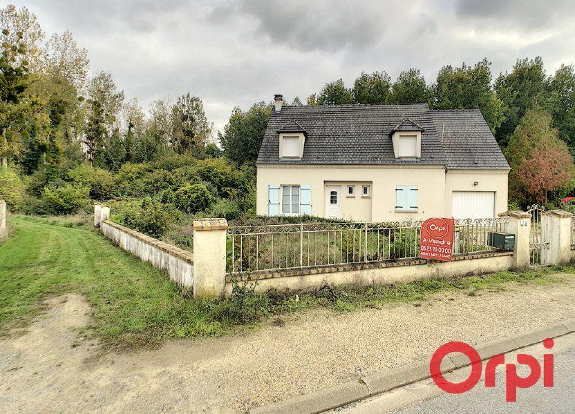 Maison à vendre 135m2 à Allemant