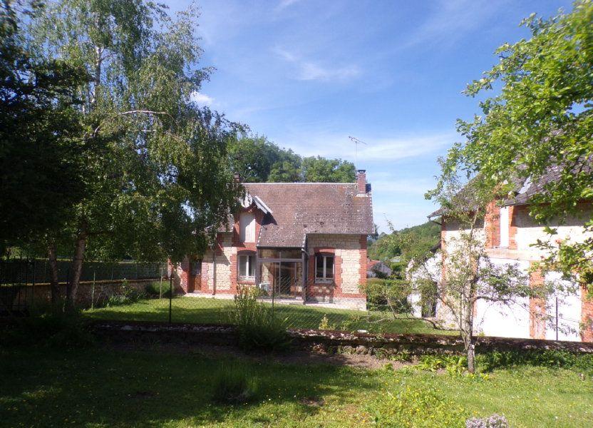 Maison à vendre 70m2 à Vaudesson