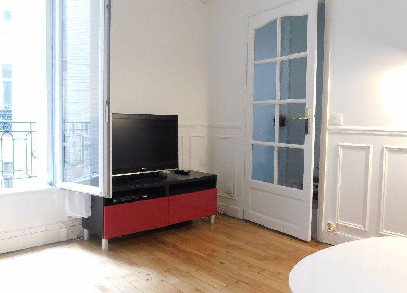 Appartement à louer 33m2 à Paris 18