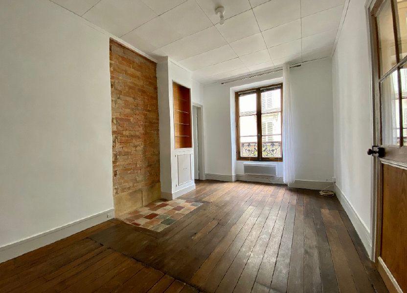 Appartement à louer 31.27m2 à Paris 12