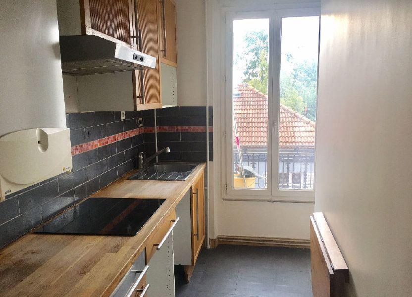 Appartement à louer 48m2 à Alfortville