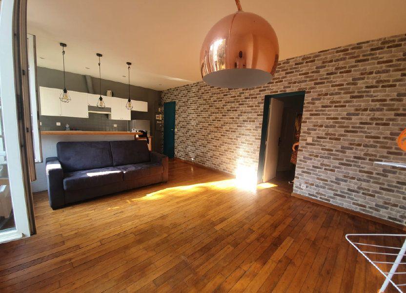 Appartement à louer 48m2 à Saint-Maurice