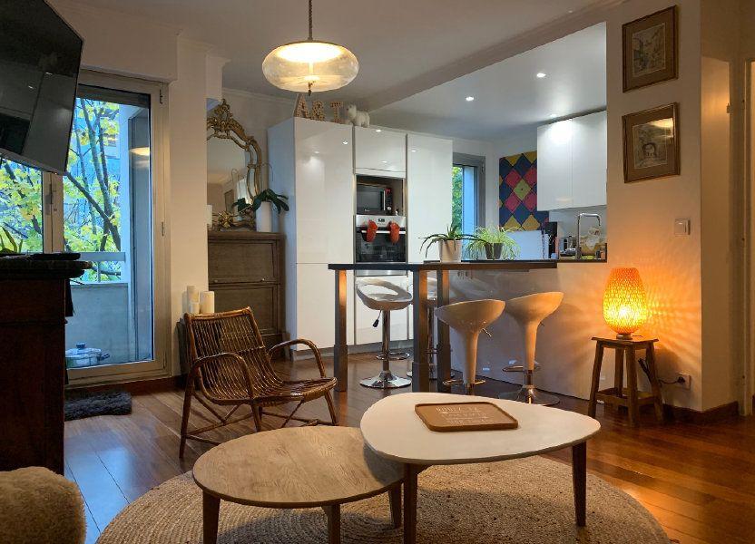 Appartement à louer 46m2 à Charenton-le-Pont
