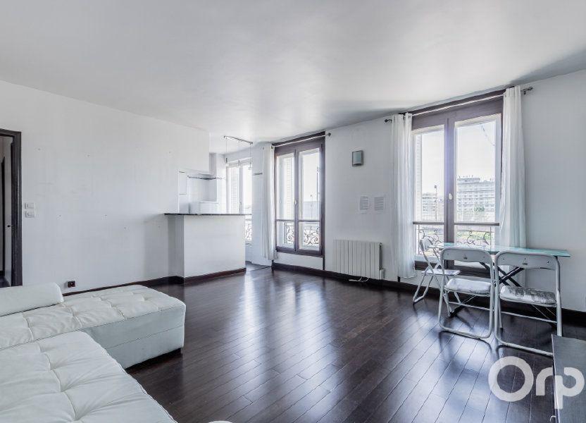 Appartement à vendre 49m2 à Charenton-le-Pont