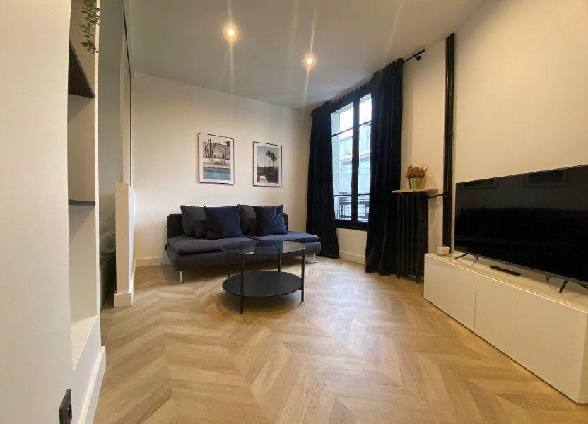 Appartement à louer 29.45m2 à Paris 16