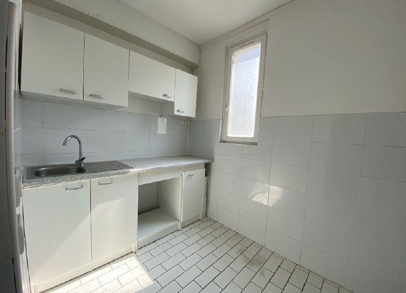 Appartement à louer 46.3m2 à Bagnolet