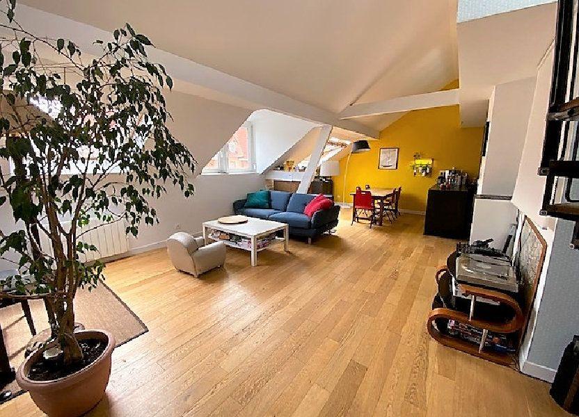 Appartement à vendre 78.51m2 à Cucq