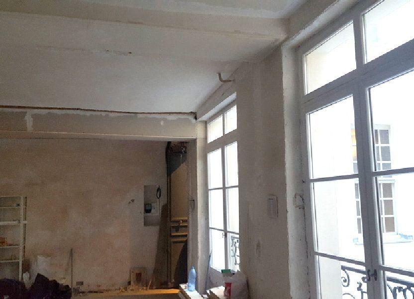 Appartement à vendre 52.2m2 à Paris 1