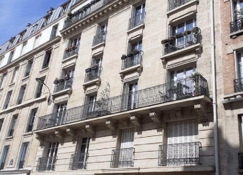 Appartement à vendre 49.3m2 à Paris 12