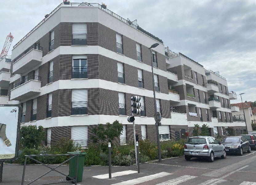 Stationnement à vendre 15m2 à Aulnay-sous-Bois
