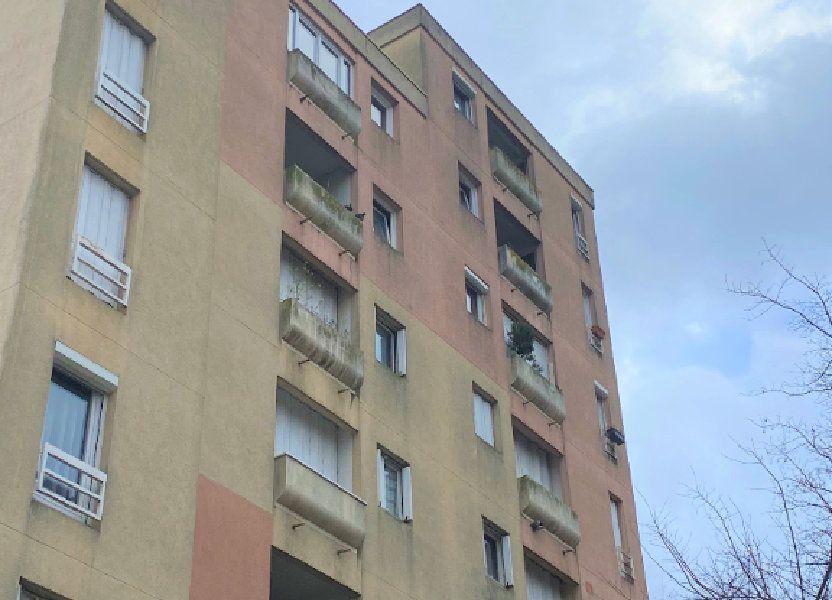Appartement à vendre 57m2 à Aulnay-sous-Bois