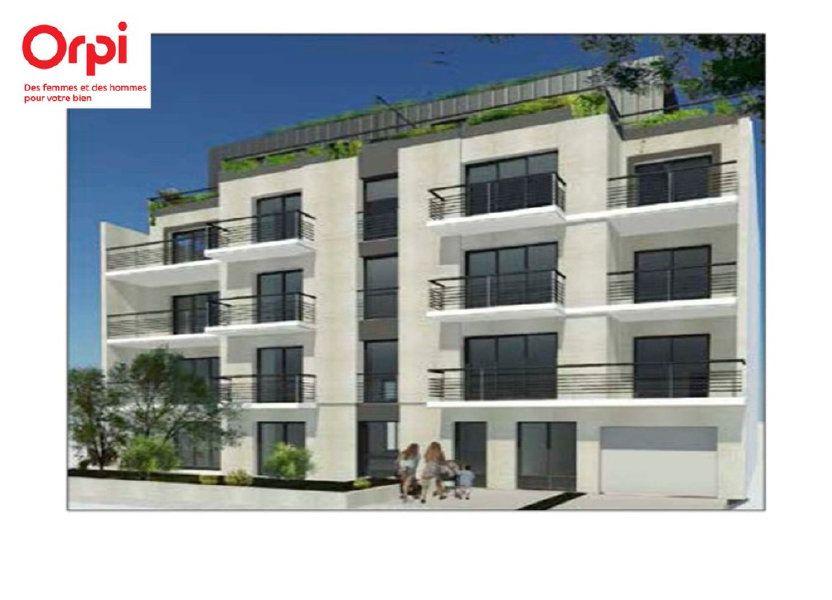 Appartement à vendre 47.3m2 à Livry-Gargan
