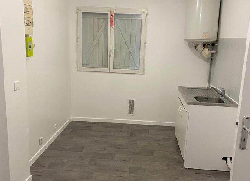 Appartement à louer 25m2 à Aulnay-sous-Bois