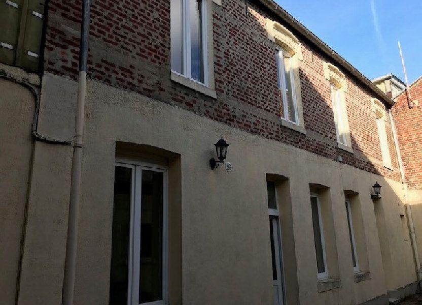 Immeuble à vendre 270m2 à Saint-Quentin