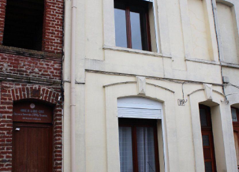 Maison à vendre 90m2 à Saint-Quentin