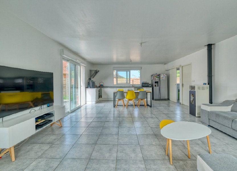 Maison à vendre 127.48m2 à Bellicourt
