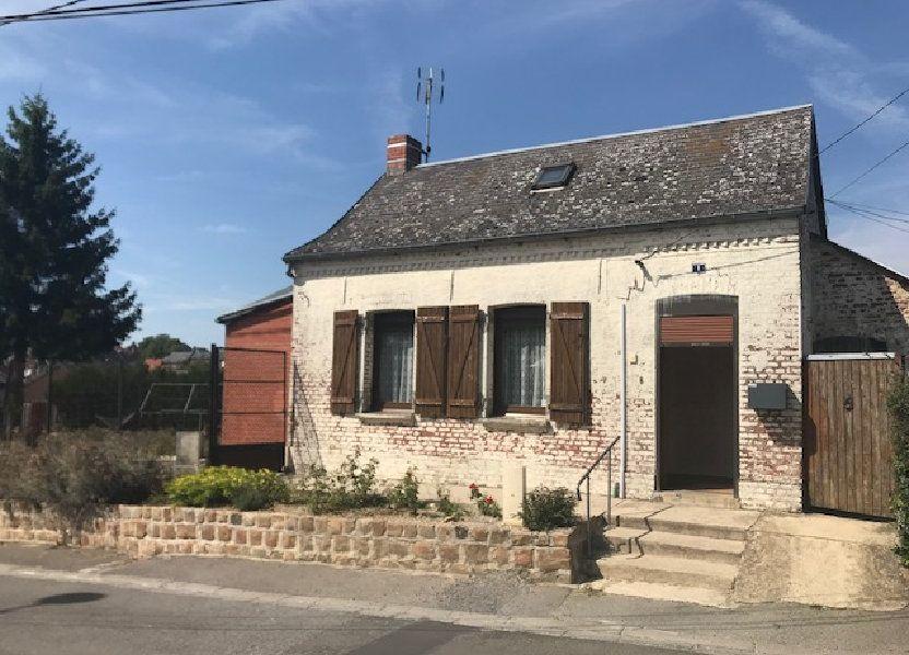 Maison à vendre 65m2 à Beaurevoir