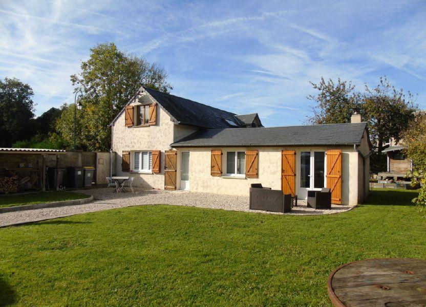 Maison à vendre 143m2 à Mesnil-Saint-Laurent