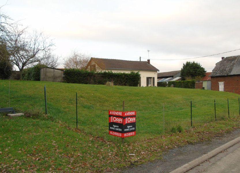 Terrain à vendre 535m2 à Vendeuil