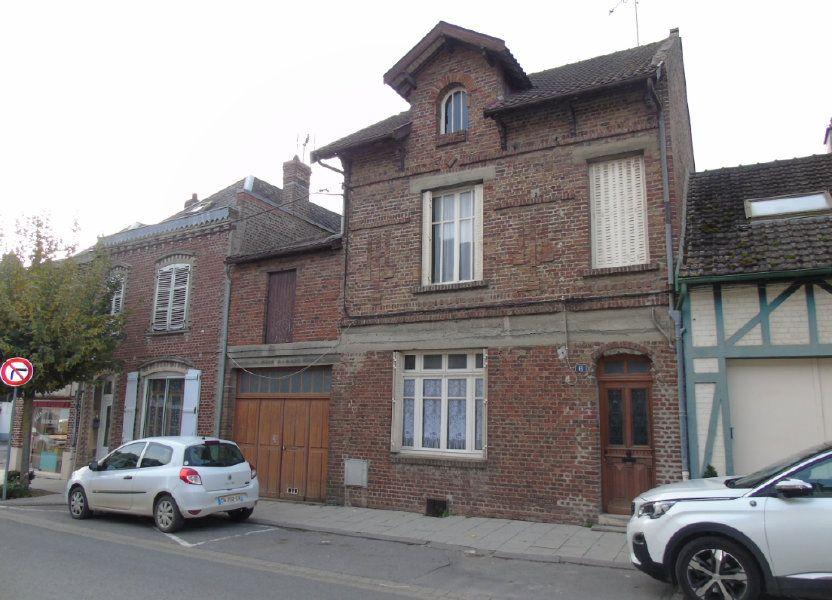 Maison à vendre 140.12m2 à Ribemont