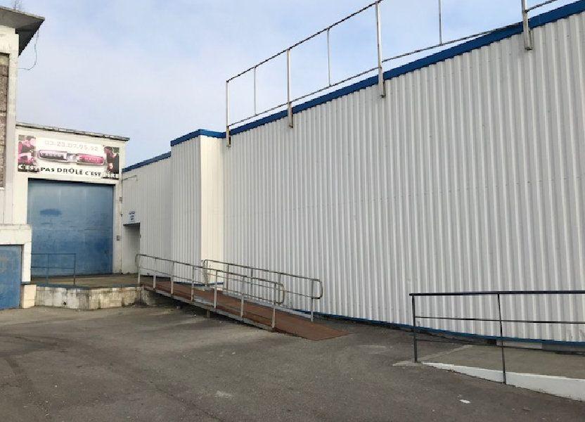 Immeuble à vendre 500m2 à Saint-Quentin