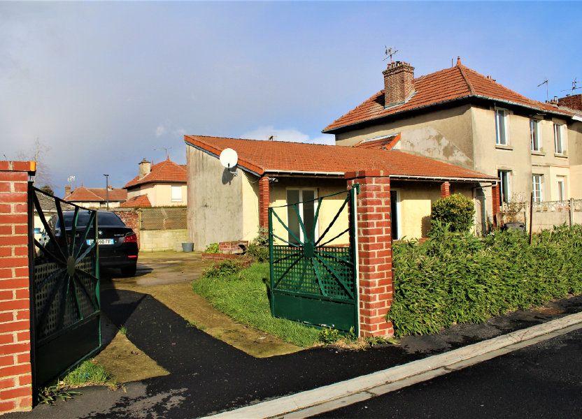 Maison à vendre 129m2 à Gauchy