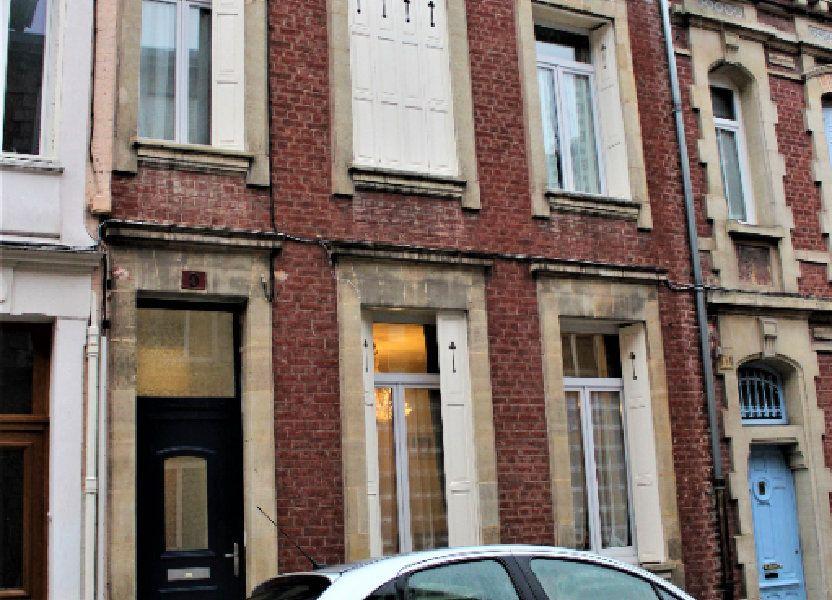 Maison à vendre 148m2 à Saint-Quentin