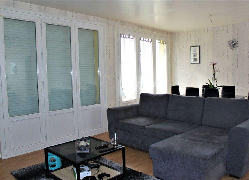 Appartement à vendre 68m2 à Saint-Quentin