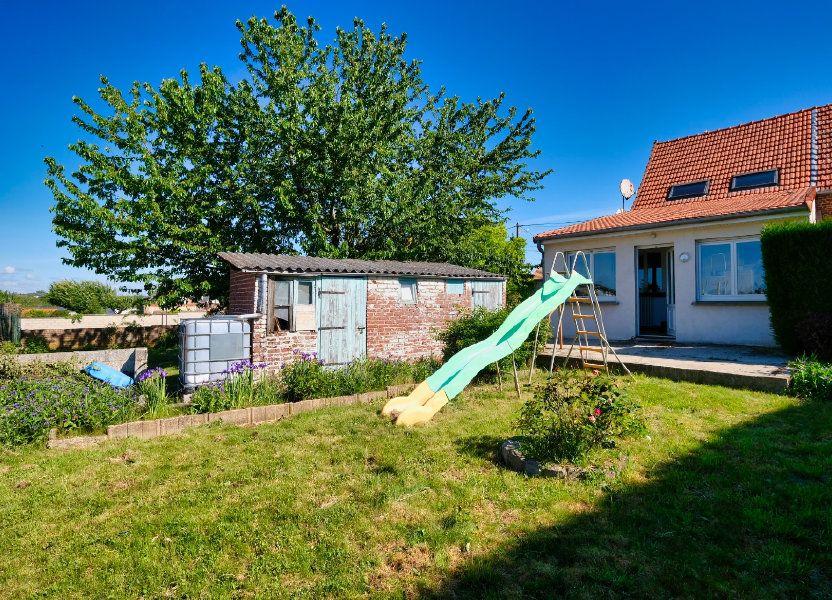 Maison à vendre 115m2 à Gauchy