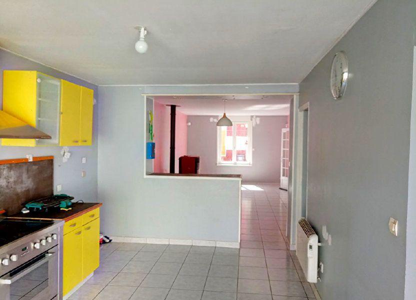 Maison à vendre 98m2 à Saint-Quentin