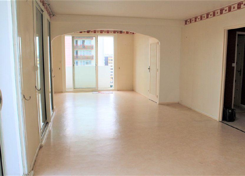 Appartement à vendre 74.88m2 à Saint-Quentin